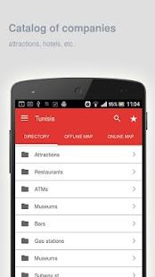 Tải Game Tunisia Map offline
