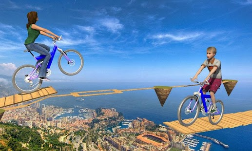 Impossible BMX: Bicycle Stunt Rider - náhled