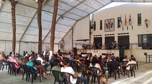 Los alumnos de la Escuela de Música de Pulpí ponen fin al curso a lo grande