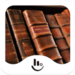 TouchPal Books Keyboard Theme
