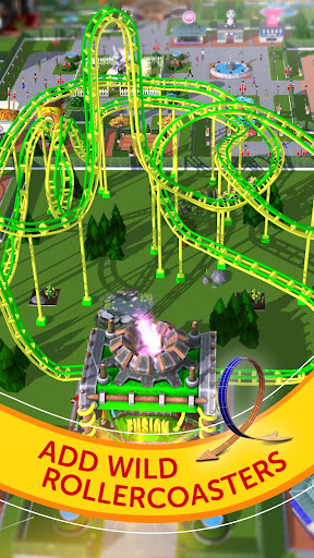 RollerCoaster Tycoon Touch - Build your Theme Park 2.8.0 screenshots 2