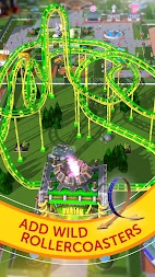 RollerCoaster Tycoon Touch APK screenshot thumbnail 6