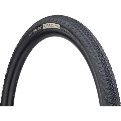Teravail Cannonball Tire, 650b x 47, Light and Supple, Tubeless Ready, Black