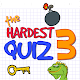 The Hardest Quiz 3 APK
