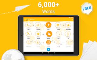 Screenshot of Learn Finnish 6,000 Words