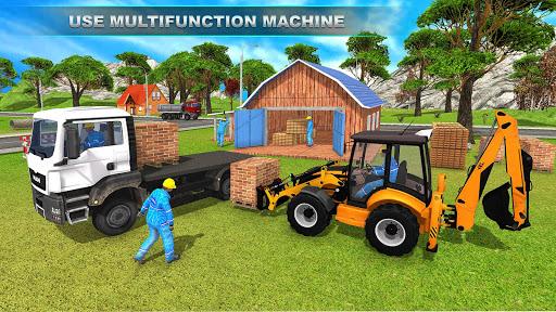 Excavator Sim 2018 1 screenshots 11