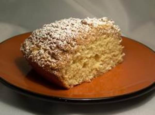 Bisquick Coffee Cake With Streusel Topping