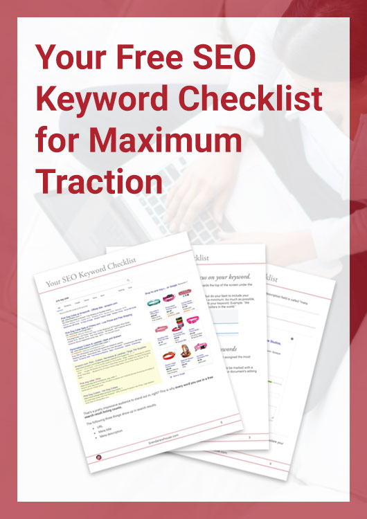 Your Free SEO Keyword Checklist for Maximum Traction