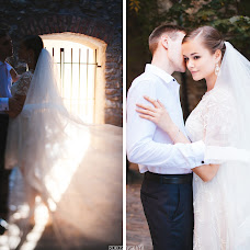 Wedding photographer Darya Rokosovskaya (rokosovskaya). Photo of 07.12.2015