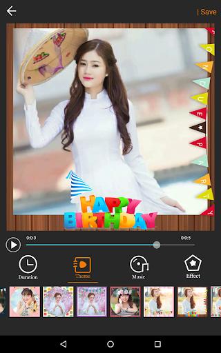 玩免費遊戲APP|下載생일 비디오 메이커 app不用錢|硬是要APP