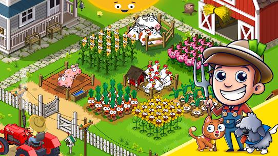 Idle Farming Empire MOD Apk (Unlimited Coins) 3