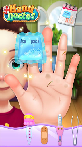 Hand Doctor - Hospital Game 2.7.5009 screenshots 1