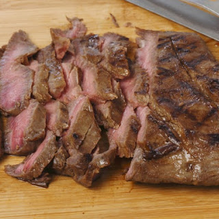 Beer-Marinated London Broil