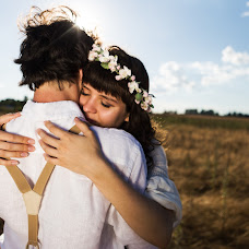 Wedding photographer Kristina Medvedeva (krismedve). Photo of 17.08.2017