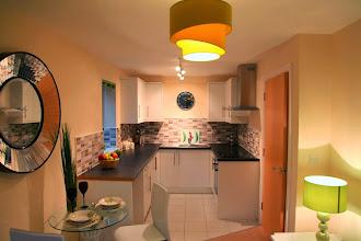Photo: Spacious kitchen