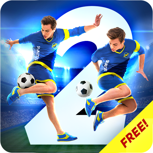 SkillTwins Football Game 2 app (apk) free download for Android/PC/Windows