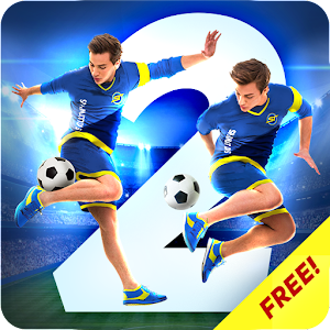 SkillTwins Football Game 2 MOD APK 1.2 (Everything Unlocked)