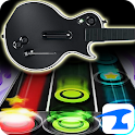 Black Guitar Hero icon