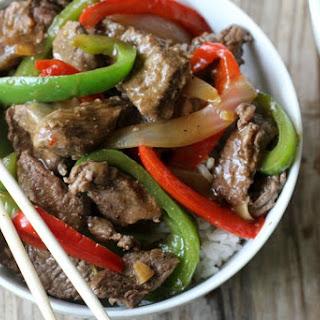 Pepper Steak Recipe (Gluten-Free, Paleo).