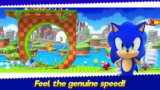 Sonic Runners Adventure - náhled