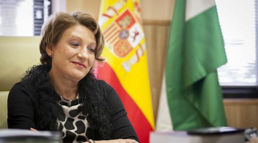 La magistrada Lourdes Molina