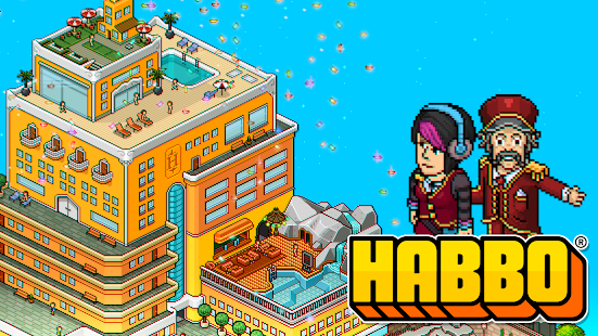 Habbo Applications Android Sur Google Play