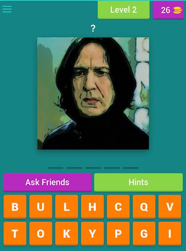 Quiz Harry Potter - English  screenshots EasyGameCheats.pro 4