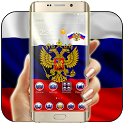 Russian National Flag Day Theme icon