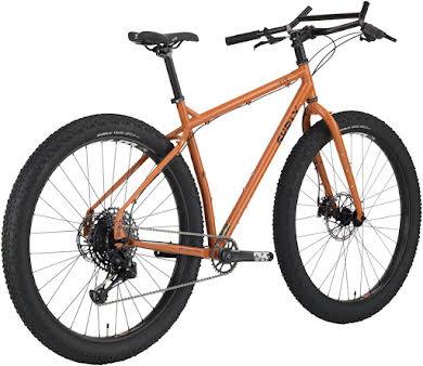 Surly ECR 29+ Complete Bike - Norwegian Cheese Brown alternate image 3