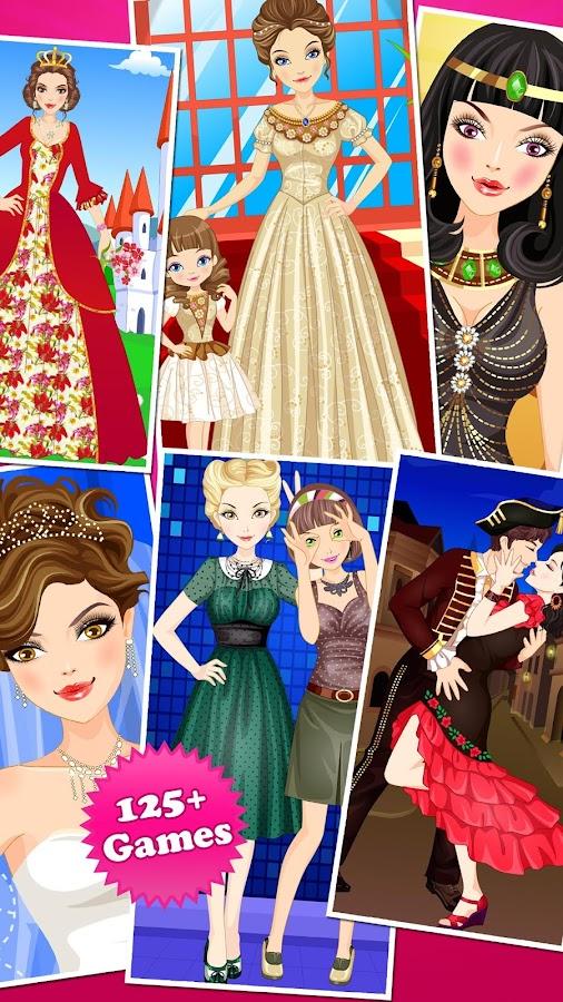 Cinderella Glittery Skirt Design Dress Up Game