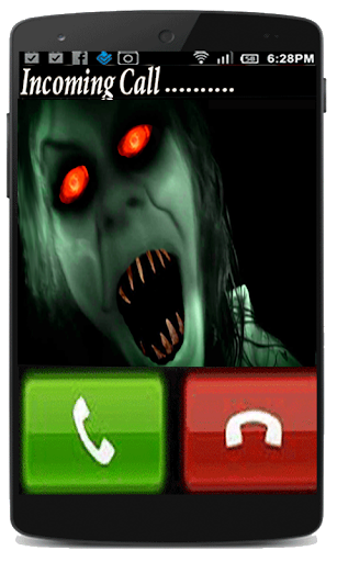 Ghost Call (Prank) screenshots 1