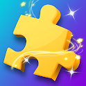 ColorPlanet® Jigsaw Puzzle HD Classic Games Free icon