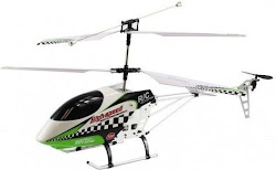 Electric Large Scale High Speed Gyro 3.5 Channel RTF Remote Control Helicopter