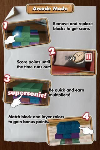 Jenga Free screenshot 5