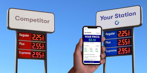 Earn up to 45¢ per Gallon Cashback on Gas