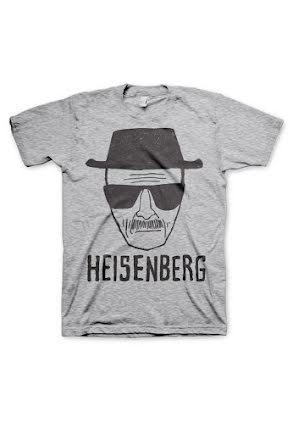 T-shirt, Breaking Bad