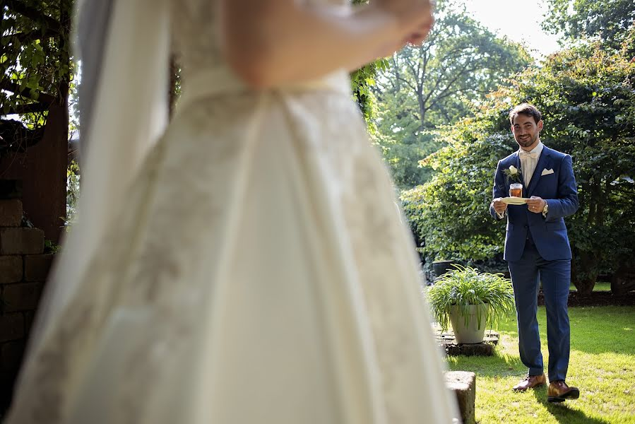 Wedding photographer Linda Ringelberg (LindaRingelberg). Photo of 14.09.2019
