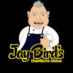 Logo for Jay Bird's Chicken - Orange