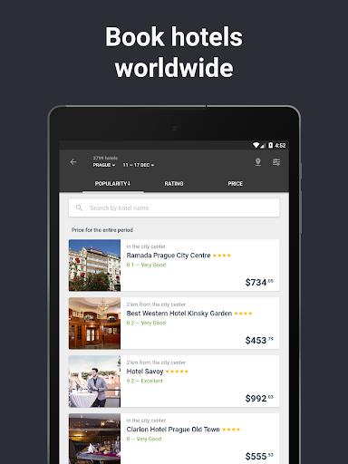 Hotels and Flights  screenshots 16