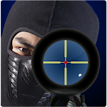 Frontline Sniper Enemy Shooter Icon