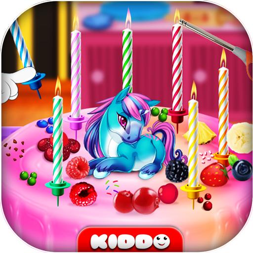 Birthday Cake Maker Super Fun