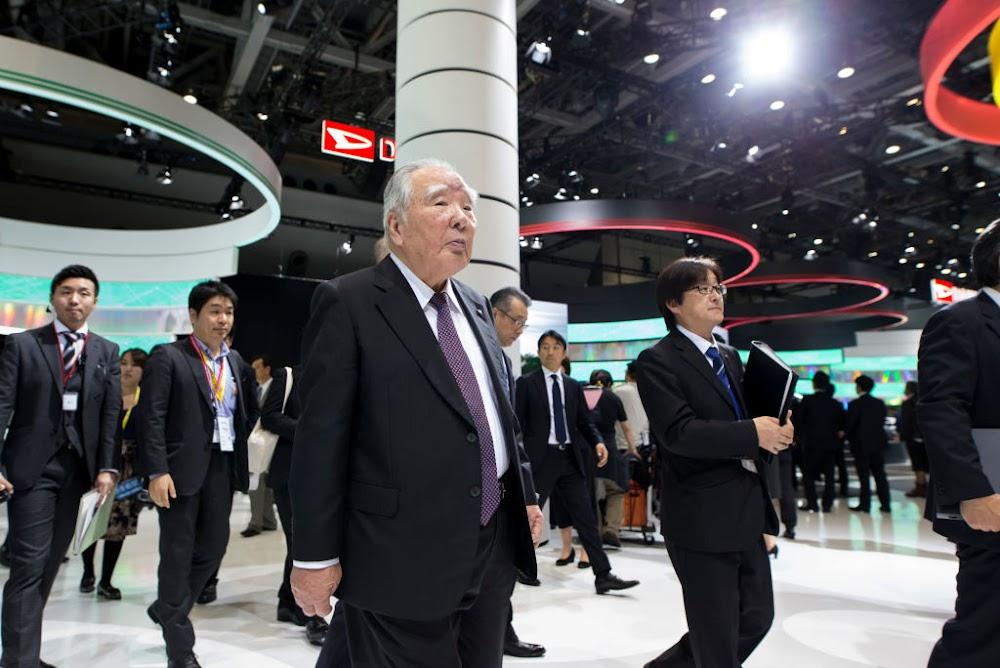 Suzuki's 91-year-old chairman set to retire