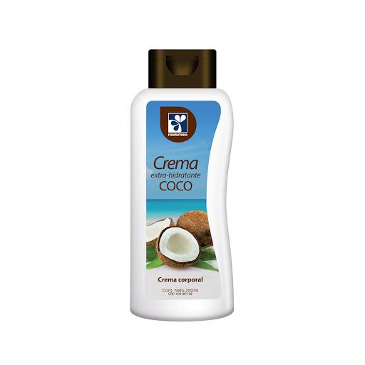 crema farmatodo corporal coco 250gr