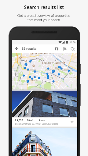 ImmobilienScout24 - House & Apartment Search screenshot 3