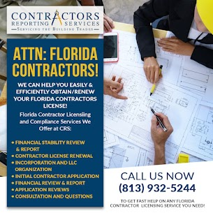Contractors License Florida