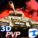 Guerre de réservoir 3D icon