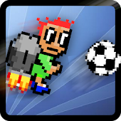 Dribble Hero Jetpack Soccer