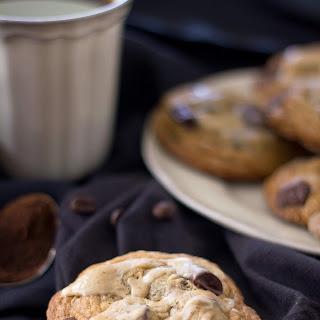 Coffee Chocolate Cookies.