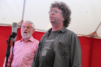 Photo: Clive and Pete