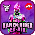 Complete Kamen Rider Ex Aid Wallpapper Mp3 Songs icon